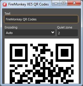 fmx-TDelphiZXingQRCode