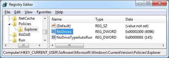 nodrives-registry