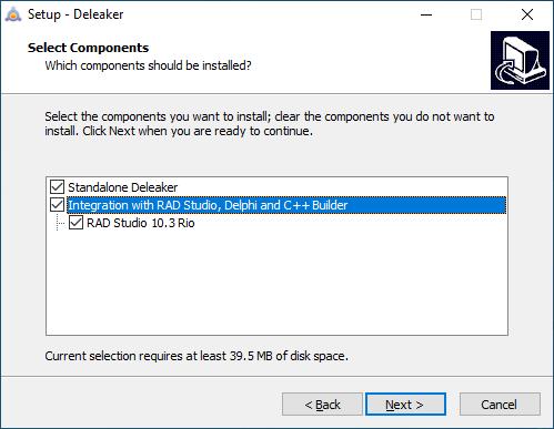 Deleaker – Memory Leaks Hunter (Add-On for RAD Studio